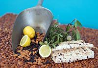 Nougat Cassis-Citron