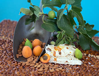 Nougat Figue-Abricot