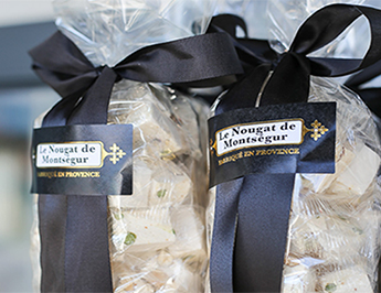Nougat TRADITIONNEL Papillotes
